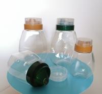 饮料果汁包装塑料瓶 塑料包装罐  食品包装塑料罐  蜂蜜包装透明罐子