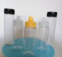 食品包装塑料罐 果汁 蜂蜜包装透明罐子  干果特产包装塑料瓶 塑料包装罐