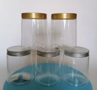 干果特产包装塑料瓶 塑料包装罐  食品包装塑料罐 果汁 蜂蜜包装透明罐子