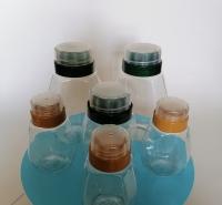 蜂蜜果酱包装透明罐子 果干 干果特产包装塑料瓶 塑料包装罐