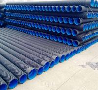 HDPE双壁波纹管施工规范北海雨水管双壁波纹管