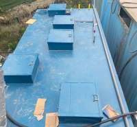 南平布草洗涤厂污水处理设备供应