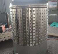 不锈钢冷冻罐   焊接制作不锈钢储酒罐  出售全新不锈钢白酒储罐
