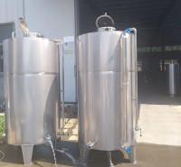 各种不锈钢酒罐 酿酒设备厂家  酒厂酒坊储酒罐  山东储酒设备支持定制