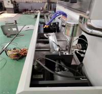 pvc弹簧管生产线 凯润塑机 伸缩吸尘器管加工设备