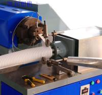 供应钢丝伸缩管生产线 凯润塑机 销售pp钢丝伸缩管生产线 塑料伸缩管生产线