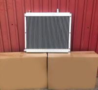 畜牧养殖散热器 口琴式散热器供货商 瑞安温控供应