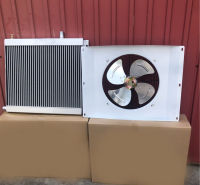 养殖散热器 口琴式散热器供应商 瑞安批售