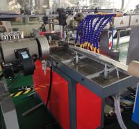 销售塑筋管生产线 凯润塑机 pvc塑筋管生产线 塑筋螺旋管生产线