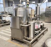 真空低温油炸设备 山东华力 黄桃果蔬脆 蒸汽 优质供应 全自动
