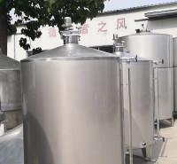 厂家直供白钢酒罐  不锈钢立式储酒罐  山东仁泰可定制各种规格
