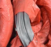 潍坊厂家直供镀锌钢丝韧性弹簧钢丝   镀锌钢丝韧性弹簧钢丝期待咨询