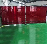 移动式防护屏价格 移动焊接遮光屏厂家 品质可靠
