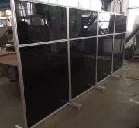 移动式防护屏型号 移动式焊接屏风厂家 环保无毒
