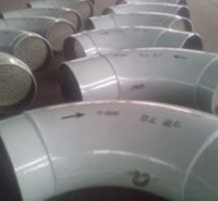耐磨弯头 90°陶瓷耐磨弯头 沧州防腐耐磨弯头生产厂家