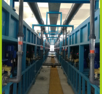 企业直饮水设备  双级反渗透水处理设备  操作简单