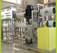 生活区净化水用反渗透水处理设备  反渗透水处理设备定制  微电脑智能控制