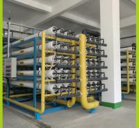 学校用水处理设备  反渗透水处理设备价格  出水水质稳定