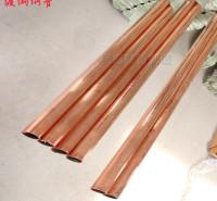 现货Φ50mm 防雷铜包钢管 接地极 镀铜钢管 垂直接地棒 铜覆钢管接地装置