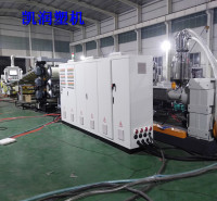 pp厚板材生产线 凯润塑机 20mm聚丙烯板材生产线