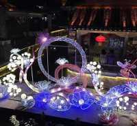 厂家定制新年春节美陈 广场创意布置春节美陈摆件装饰