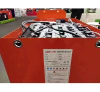 叉车电瓶 杭州叉车专用电瓶 叉车蓄电池批发