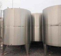 供应不锈钢储存罐 卧式立式二手储罐 俊宏 多规格