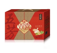 五芳斋粽子 五芳双喜礼盒  团购 中高端 端午节礼盒 粽子厂家直销