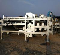 污泥脱水二手带式压滤机 供应泥渣二手带式压滤机 俊宏 价格合理