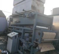 二手带式深度压滤机 污泥处理设备二手带式压滤机 俊宏 价格合理