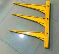 兴铄 玻璃钢拉挤桥架 组合预埋电缆沟支架 可根据用户要求制作