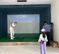 迈哈沃远程真实同场竞技 模拟高尔夫