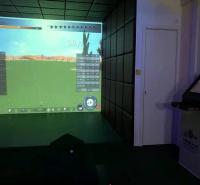 迈哈沃进口赛事级室内高尔夫 高清超大屏幕布