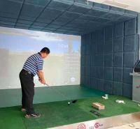迈哈沃模拟高尔夫生产厂家 韩国进口室内模拟器