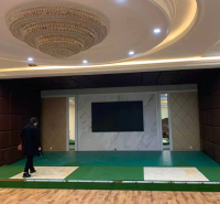 迈哈沃休闲会所模拟高尔夫 俱乐部模拟球场