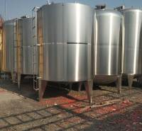 定金二手储罐 大量定制不锈钢储存罐 俊宏 包运输