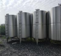 二手10立方不锈钢储罐 二手储罐批发价格 俊宏 化工用