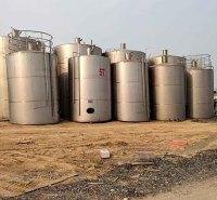 九成新储罐销售 二手不锈钢储罐加厚材质 俊宏 成套设备