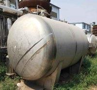 10立方不锈钢储罐 供应耐腐蚀二手储存罐 俊宏 支持定金