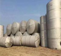 二手压力储罐 不锈钢储存罐质量可靠 俊宏 转让