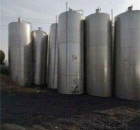 二手小型储罐长期出售 不锈钢储罐批发 俊宏 化工用