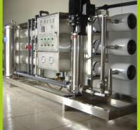 学校直饮水设备  纯净水处理设备生产厂家  全自动预处理系统,实现无人化操作