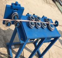 生产镀铜圆线调直机 铜包钢圆线 铜覆钢圆线调直机 定做镀铜盘圆钢拉直机