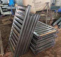 暖气片家用钢制散热器 集中供热水暖气片 钢二柱工程壁挂式暖气片 厂家批发