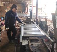 钢制散热器 家用钢二柱暖气片 水暖钢制柱式暖气片 工程定制