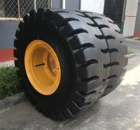 天然橡胶材质装载机轮胎 普通充气工程轮胎 厂家直发