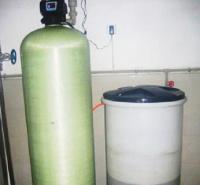 水处理设备供应商 泉润出售水处理设备 半自动软化水设备
