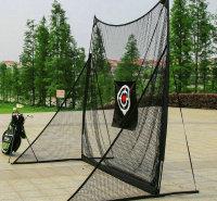 高尔夫球练习网价格 室内挥杆网 便携式高尔夫练习网