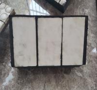 氧化铝耐磨陶瓷衬片 方正 陶瓷橡胶板 耐磨、耐腐蚀 管道弯头