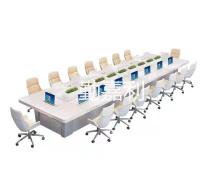 山东电子桌牌 电子桌牌制造商 电子桌牌厂家 勤嘉利1条龙服务